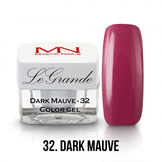 LeGrande Color Gel - no.32. - Dark Mauve - 4 g