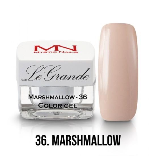 LeGrande Color Gel - no.36. - Marshmallow